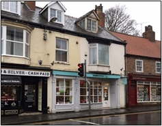 1,185 SF High Street Shop for Sale  |  4 Market Place, Hornsea, HU18 1AW