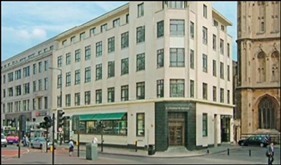 3,746 SF High Street Shop for Rent  |  St Stephen''S House, Bristol, BS1 4SR