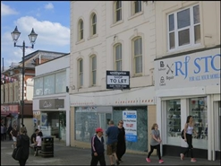 1,467 SF High Street Shop for Rent  |  43 - 45 Union Street, Aldershot, GU11 1EP