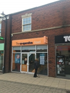 828 SF High Street Shop for Rent  |  Unit 8 Castle Walk, Newcastle under Lyme, ST5 1AN