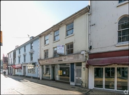 757 SF High Street Shop for Rent  |  8 - 10 Fore Street, Brixham, TQ5 8DS
