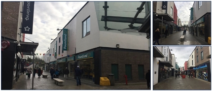 11,220 SF Shopping Centre Unit for Rent  |  Unit C1 - C2B, St Austell, PL25 5AZ