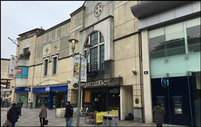 1,600 SF Shopping Centre Unit for Rent  |  16 Working Street, Cardiff, CF10 1GN