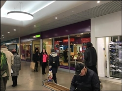 2,347 SF Shopping Centre Unit for Rent  |  Units 22-23, St Johns Shopping Centre, Liverpool, L1 1LH