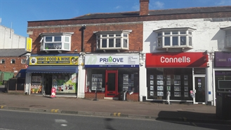 High Street Shop for Sale   691 Wimborne Road, Bournemouth, BH9 2AT