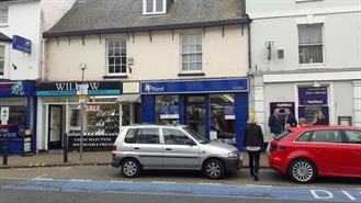 876 SF High Street Shop for Rent  |  59 High Street, Christchurch, BH23 1AS