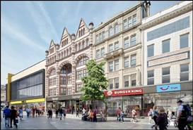 9,500 SF High Street Shop for Rent  |  81 - 89 Lord Street, Liverpool, L2 6PG