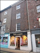 671 SF High Street Shop for Rent  |  14A Church Street, York, YO1 8BE