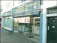 500 SF High Street Shop for Rent  |  249 Ewell Road, Surbiton, KT6 7AA