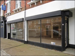 881 SF High Street Shop for Rent   300 - 302 Sandycombe Road, Richmond, TW9 3NG