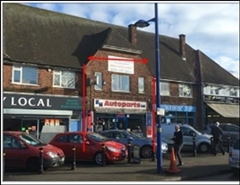 2,092 SF High Street Shop for Sale  |  157 Somerford Road, Birmingham, B29 5LB
