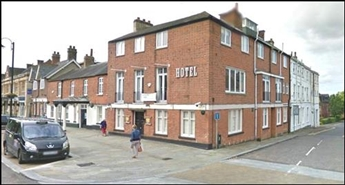11,459 SF High Street Shop for Rent  |  The Naseby Hotel, Kettering, NN16 0AN