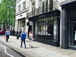 580 SF High Street Shop for Rent  |  21 Bruton Street, London, W1J