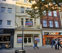 442 SF High Street Shop for Rent  |  38 Commercial Street, Newport, NP20 2PE
