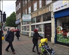 694 SF High Street Shop for Rent  |  130 High, Ilford, IG6 2DY