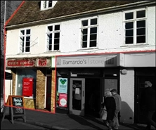 382 SF High Street Shop for Rent  |  8 The Pavement, St Ives, PE27 5AD