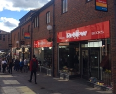 2,621 SF Shopping Centre Unit for Rent  |  3-5 Coppergate Walk, York, YO1 9NX