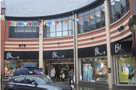 26,109 SF Shopping Centre Unit for Rent  |  Unit 16, Prince Bishops Shopping Centre, Durham, DH1 3UJ