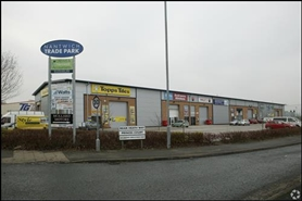2,590 SF Out of Town Shop for Rent  |  Unit 2, Nantwich, CW5 6PQ