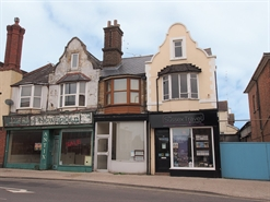 133 SF High Street Shop for Sale  |  17 Queen Street, Horsham, RH13 5AA