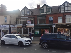 879 SF High Street Shop for Rent  |  44 & 44a Victoria Road West, Cleveleys, FY5 1BU