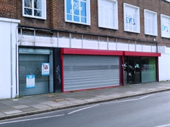 1,881 SF High Street Shop for Rent  |  9 Castle Way, Southampton, SO14 2BX