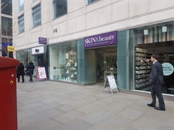 790 SF High Street Shop for Rent  |  107 Cheapside, London, EC2V 6DN