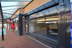 523 SF Shopping Centre Unit for Rent  |  7 Market Walk, Tiverton, EX16 6BL