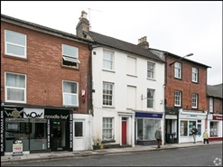 260 SF High Street Shop for Sale  |  62 Castle Street, Salisbury, SP1 3TS