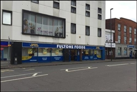 1,684 SF High Street Shop for Rent | 3 - 3A Tamworth Road, Nottingham, NG10 1JE