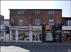 1,967 SF High Street Shop for Rent  |  174 - 176 High Street, Birmingham, B17 9PP
