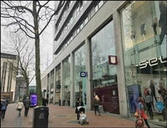 1,010 SF High Street Shop for Rent  |  Attwood House, Birmingham, B2 4NX