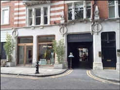 1,442 SF High Street Shop for Rent  |  1 North Terrace, London, SW3 2BA