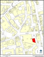8,787 SF High Street Shop for Rent  |  One America Square, London, EC3N 2LS