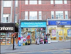 873 SF High Street Shop for Rent  |  120 Central Road, Worcester Park, KT4 8HT