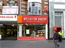 529 SF High Street Shop for Rent  |  Wollaston Bakery, 225/ 225a High Street, Dudley, DY1 1PF