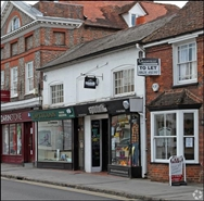 725 SF High Street Shop for Rent  |  49 - 49A West Street, Marlow, SL7 2LS