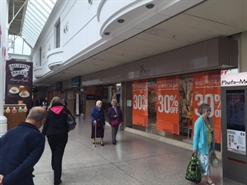 22,100 SF Shopping Centre Unit for Rent | MSU1, Friargate Mall, Grimsby, DN31 1ED