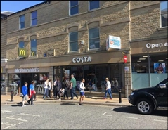 1,449 SF High Street Shop for Rent  |  Nidderdale House, Harrogate, HG1 1NS