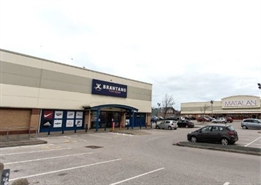 7,205 SF Retail Park Unit for Rent  |  Unit 2, Greenfield Place Retail Park, Rhyl, LL18 2BP