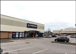 7,205 SF Out of Town Shop for Rent  |  Brantano, Rhyl, LL18 2BP