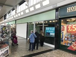 1,795 SF Shopping Centre Unit for Rent  |  Units 9-10 Crossgates Shopping Centre, Leeds, LS1 8ET