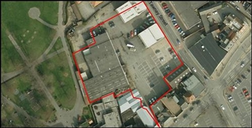 17,997 SF Out of Town Shop for Sale  |  Proposed Foodstore, Boston, PE21 6PA