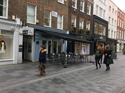 475 SF High Street Shop for Rent  |  11 South Molton Street, London, W1K 5QL