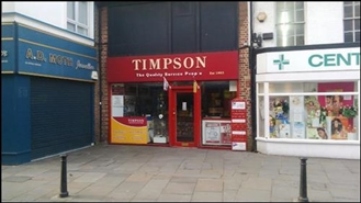 268 SF High Street Shop for Rent  |  21 Queens Square, High Wycombe, HP11 2DF