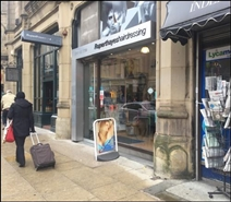 345 SF High Street Shop for Rent  |  Queens Chambers, Manchester, M3 2BQ
