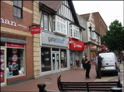 717 SF High Street Shop for Rent  |  70 Bridge Place, Worksop, S80 1JN