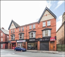 605 SF High Street Shop for Rent  |  101 St Mary'S Road, Liverpool, L19 2JG