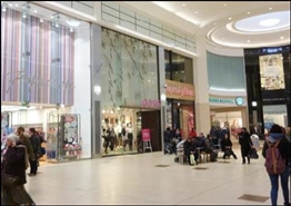 2,945 SF Shopping Centre Unit for Rent  |  Unit Su13, Intu Eldon Square, Newcastle Upon Tyne, NE1 7AS