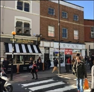 1,045 SF High Street Shop for Rent  |  15 - 17 Liverpool Road, London, N1 0RW